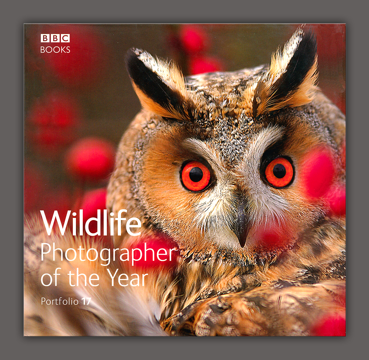 Wildlife Photog of Year #17 Cover